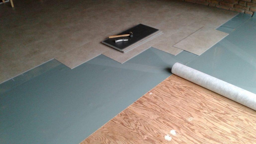 Aanbiedingen vinyl vloeren bij leen bakker